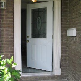front house entrance door